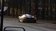 Koenigsegg Regera spy photo (not confirmed) / teknikensvarld.se