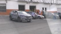 2015 Renault crossover spy photo