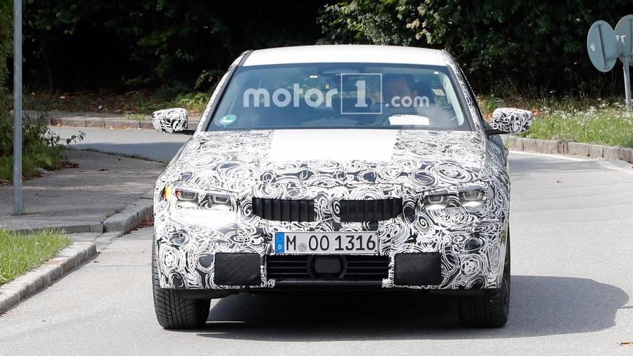 La nouvelle et prochaine BMW Série 3 montre son intérieur