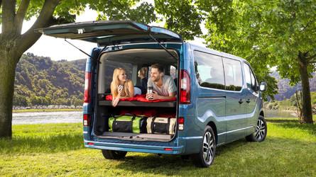 Opel Vivaro Life - Un van de loisirs pour le camping