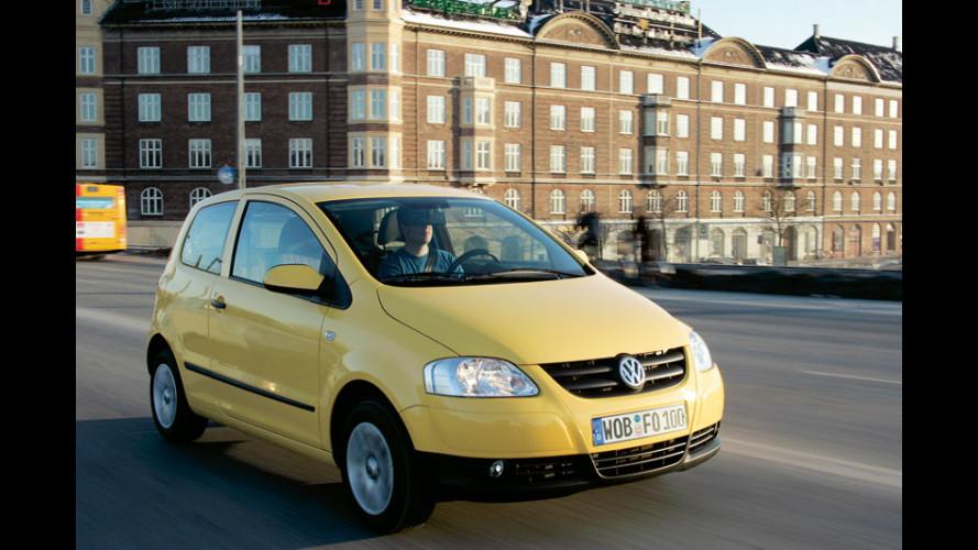 Volkswagen Fox: meno sicura in Brasile?