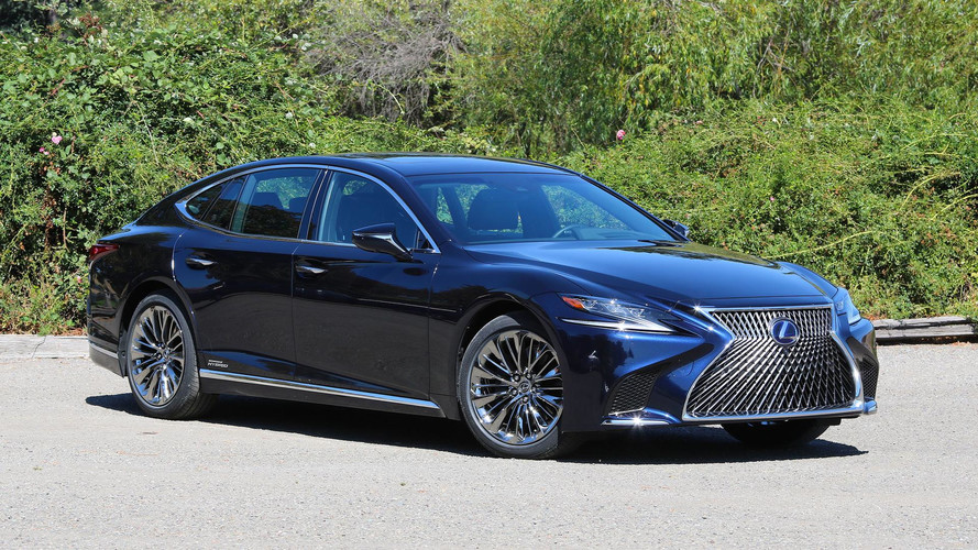 2018 Lexus LS 500h Review: Because There Has To Be A Hybrid