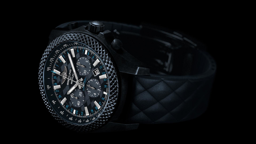 Limited-Edition Continental GT Watch Lets You Keep Time In Style