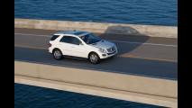 Mercedes ML restyling