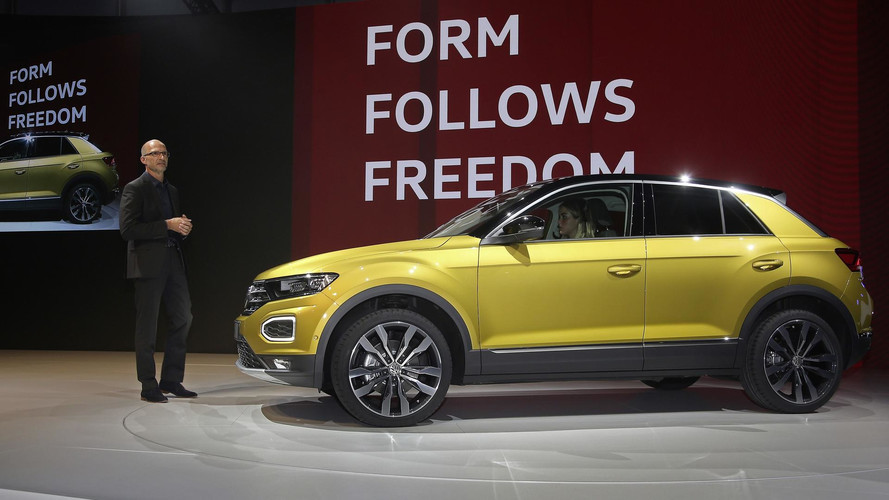 2018 VW T-Roc Gets Its 15 Minutes Of Fame In Official Videos