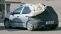 New VI Generation VW Golf 5-door Spy Photos