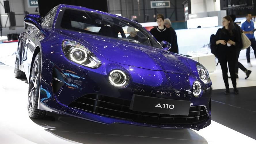 Salón de Ginebra: Alpine A110 Pure y Légende 2018, nuevas versiones especiales