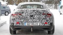 2019 Mercedes CLA casus fotoğrafları - İsveç