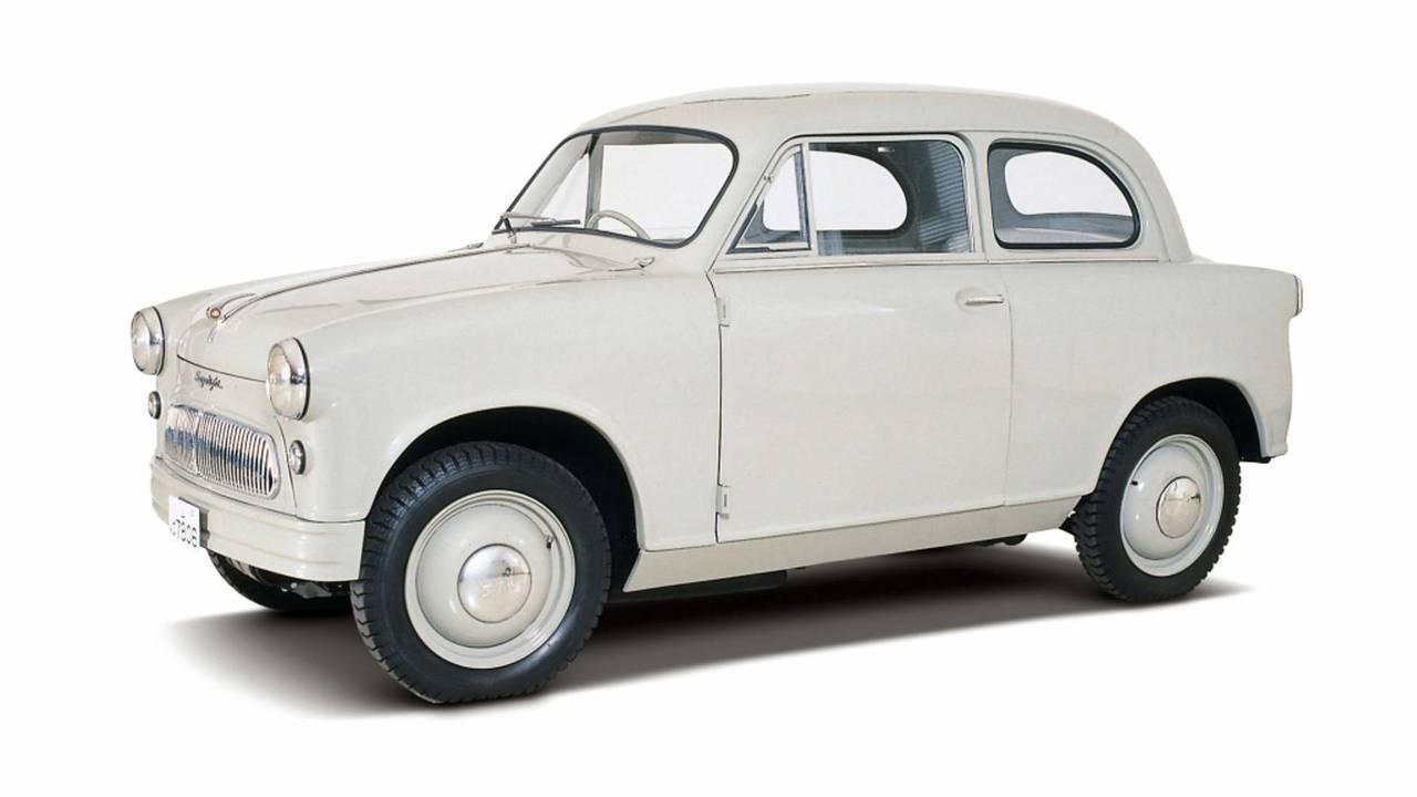 The first Suzuki