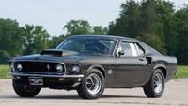 9. 1969 Mustang Boss 429 - $550,000