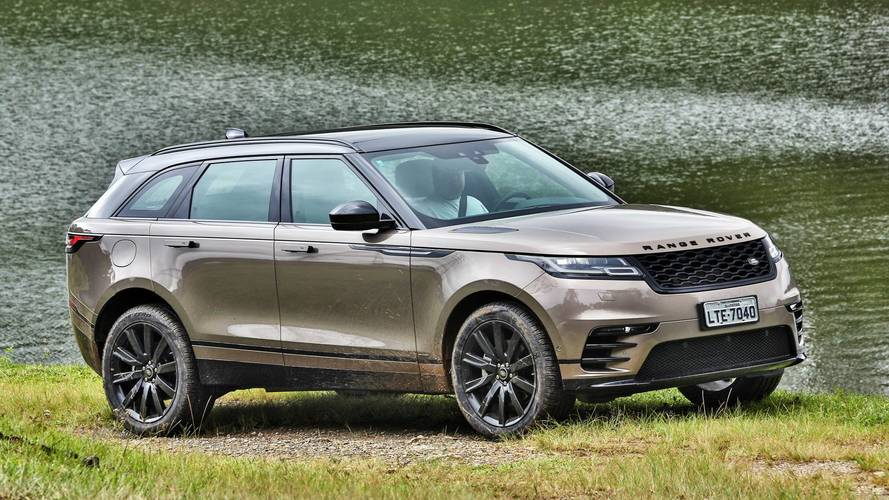 teste instrumentado range rover velar r dynamic p380. Black Bedroom Furniture Sets. Home Design Ideas
