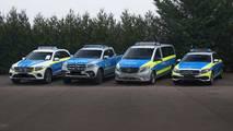 2018 Mercedes-Benz Police Vehicles