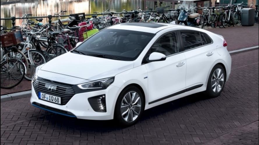 Hyundai Ioniq, sì al piacere di guida