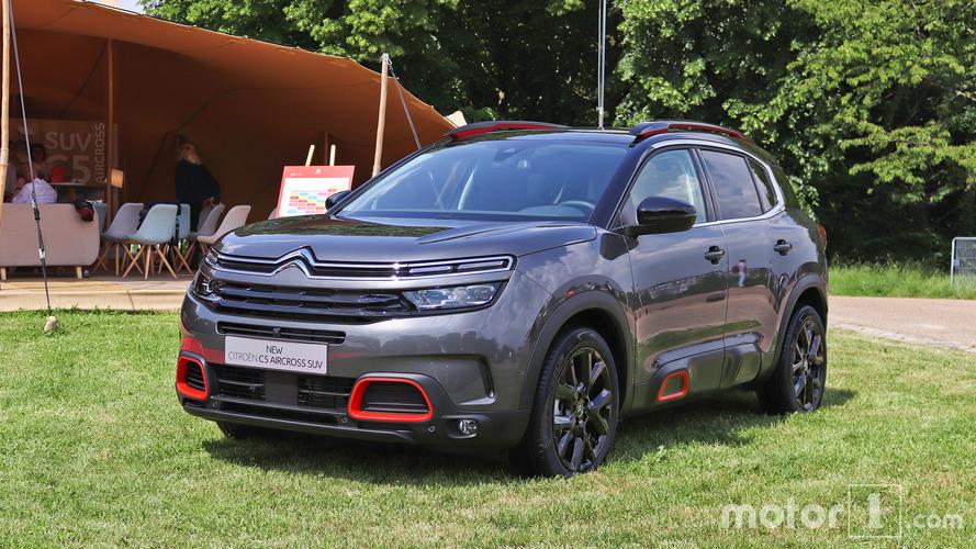 Présentation Citroën C5 Aircross 2018