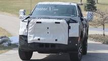 GMC Sierra 2500 Single Cab Spy Shots