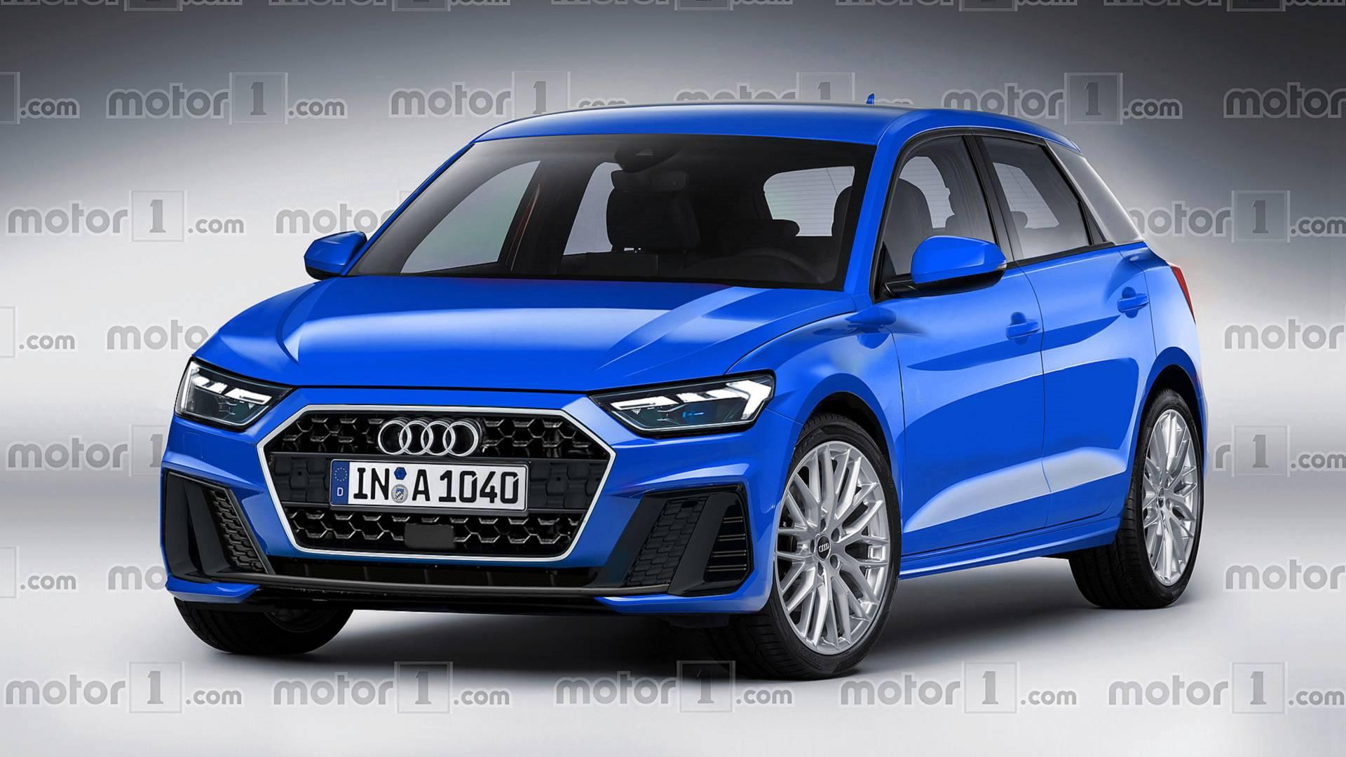 2018 - [Audi] A1 Sportback II - Page 7 Nuova-audi-a1-sportback-il-rendering