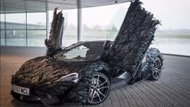 McLaren 570GT feather wrap