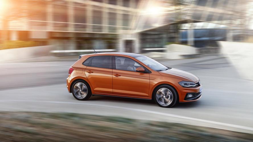 Volkswagen Polo 2018 primera imagen