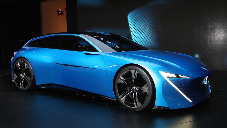 Peugeot Instinct concept is the autonomous wagon of our dreams