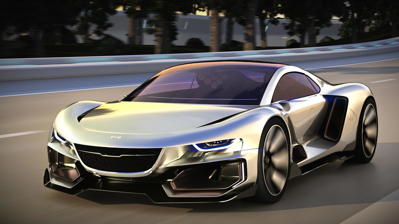 Saab Airox rendering