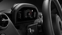 McLaren 720S Folding Instrument Panel
