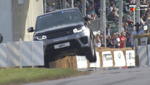 Range Rover Sport SVR Goodwood 2017