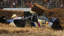 Crash Ford RS200 Evo 2