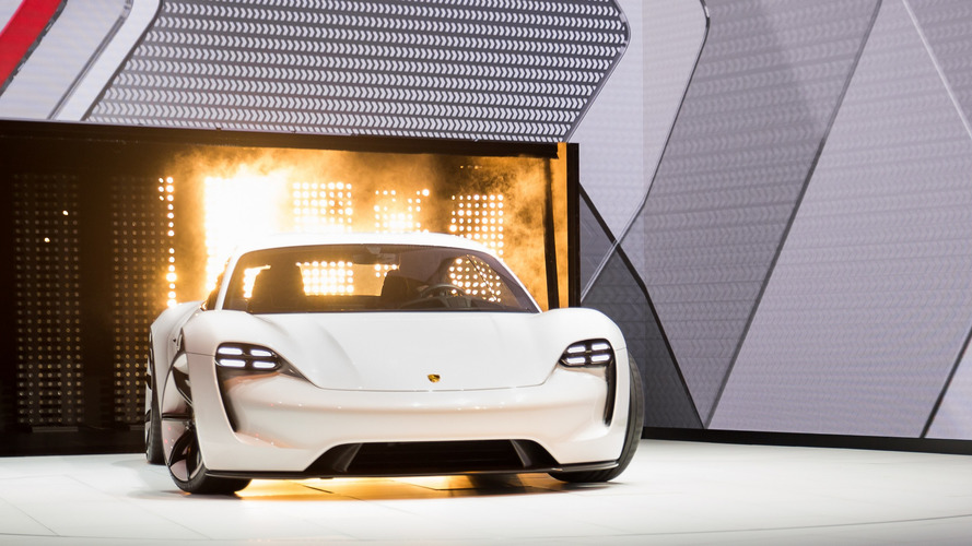 Porsche To Spend A Whopping $7.5 Billion On Electrification By 2022