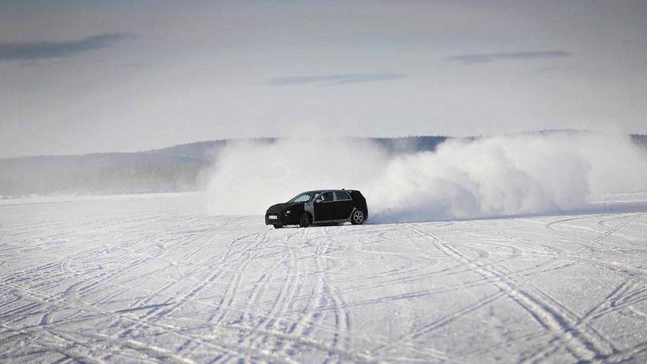 2018 hyundai n. contemporary 2018 2018 hyundai i30 n teaser  winter testing in sweden and hyundai n