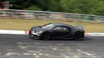 Bugatti Chiron - Nürburgring