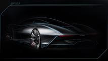 McLaren BP 23, o sucessor espiritual do McLaren F1