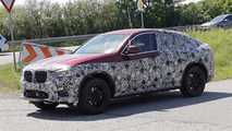 2019 BMW X4 spy photo