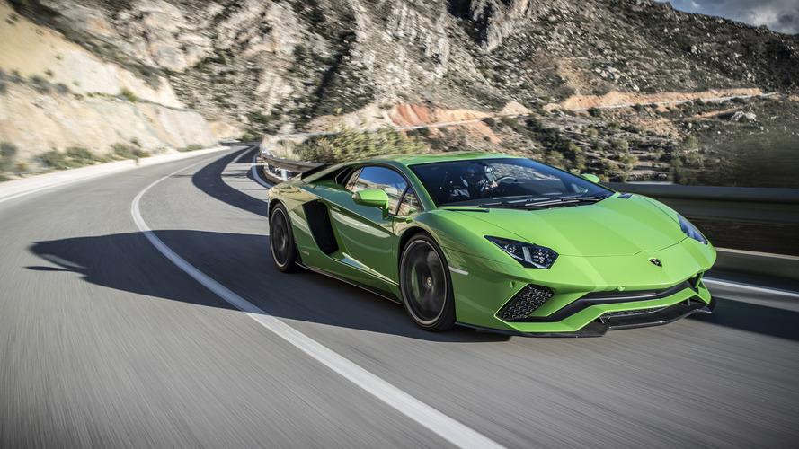 Lamborghini - De l'hybride pour sauver le moteur atmosphérique