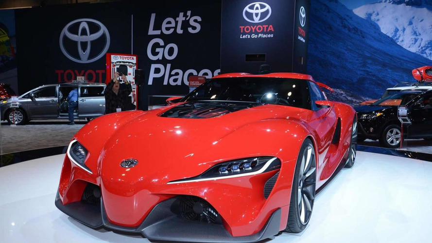 Toyota says BMW co-developed sportscar could be a convertible