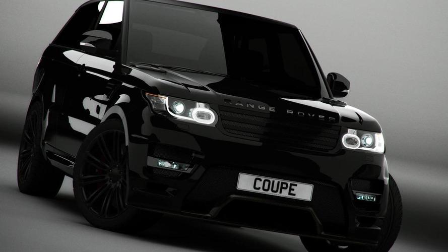Range Rover Sport loses rear doors courtesy of Bulgari Design