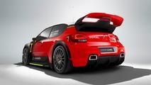 2017 Citroën C3 WRC konsept araç