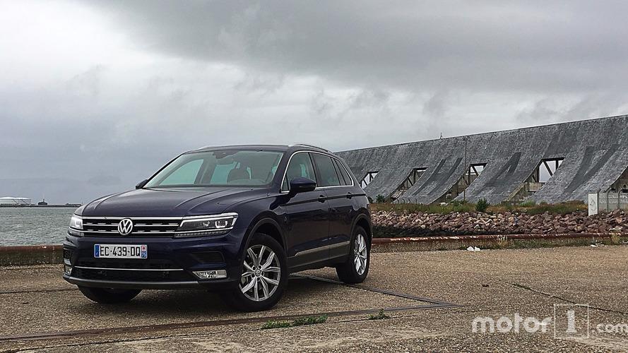 Essai Volkswagen Tiguan (2016) – L'évolution que l'on attendait