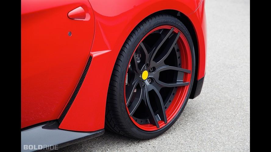 Novitec Rosso Ferrari F12Berlinetta N-Largo