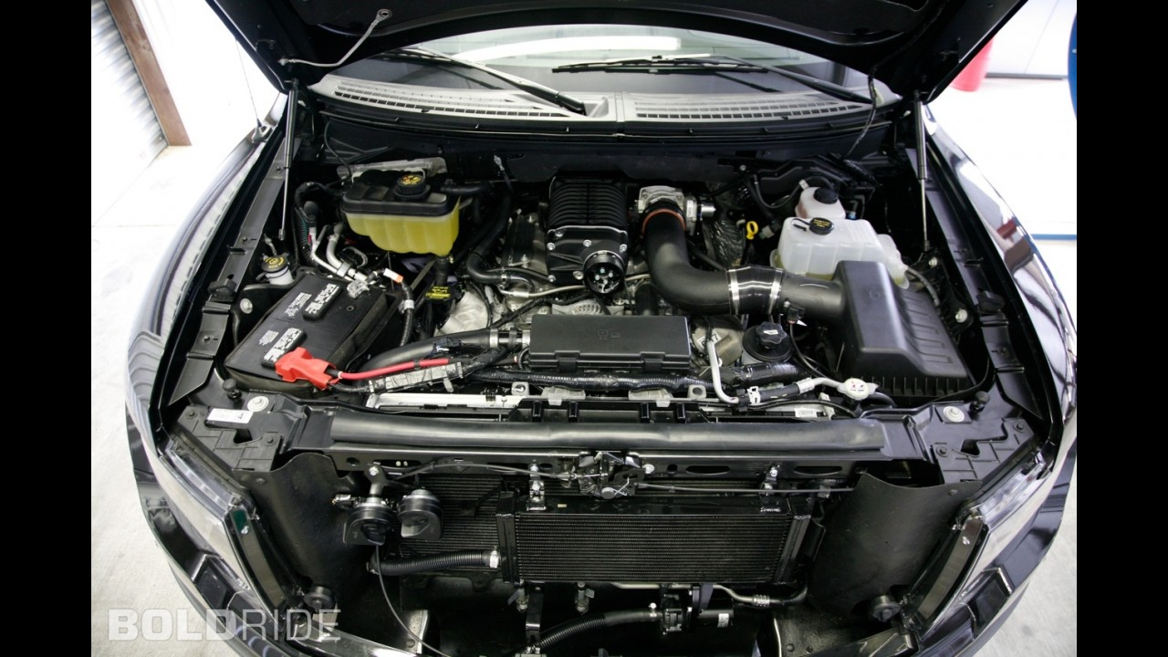 Hennessey Ford VelociRaptor 500