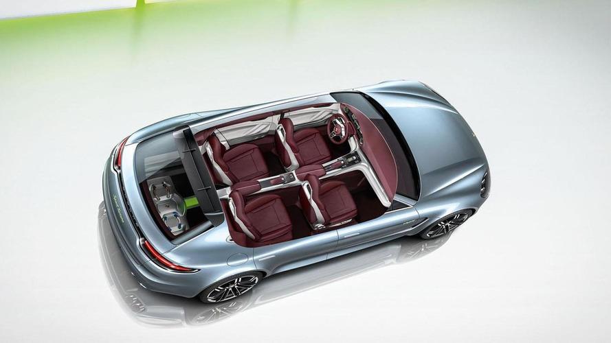 Porsche Panamera Sport Turismo concept bows in Paris [video]