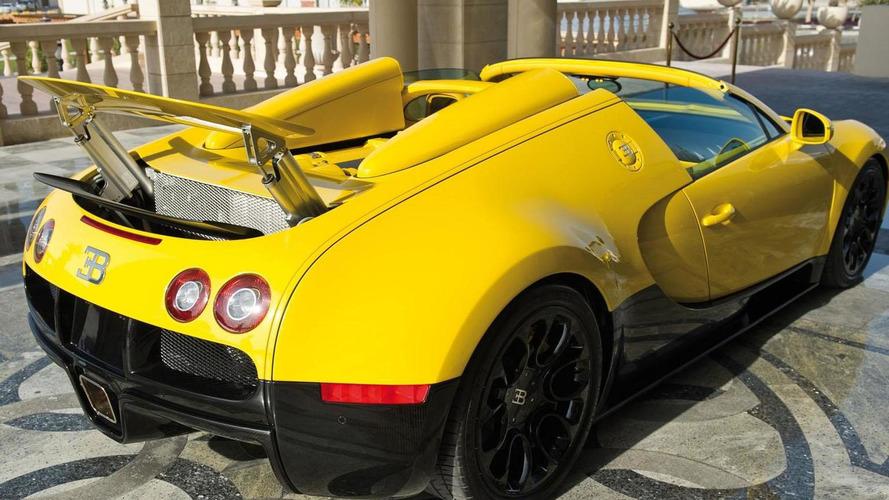 Bugatti Grand Sport special edition introduced in Qatar