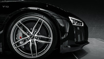 Audi R8 V10 Plus Mythos Black