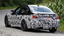 2014 BMW M3 F30 sedan spied testing on public roads