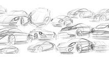 Future Porsche 911 design project by Maximilian Fischhaber, 1000, 17.08.2011