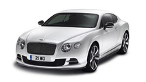 Bentley Continental GT with Mulliner styling accessories - 24.6.2011