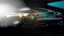 Roewe Vision R concept teaser