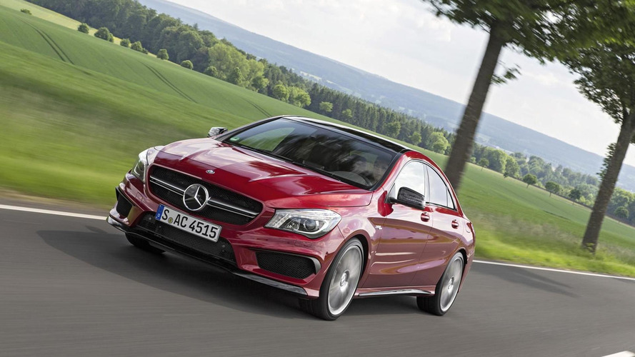 Mercedes applies A45 AMG's updates to CLA & GLA 45 AMG, now packing 381 PS