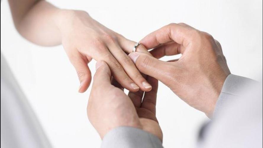 Pra-Motorizzazione, matrimonio a norma di legge
