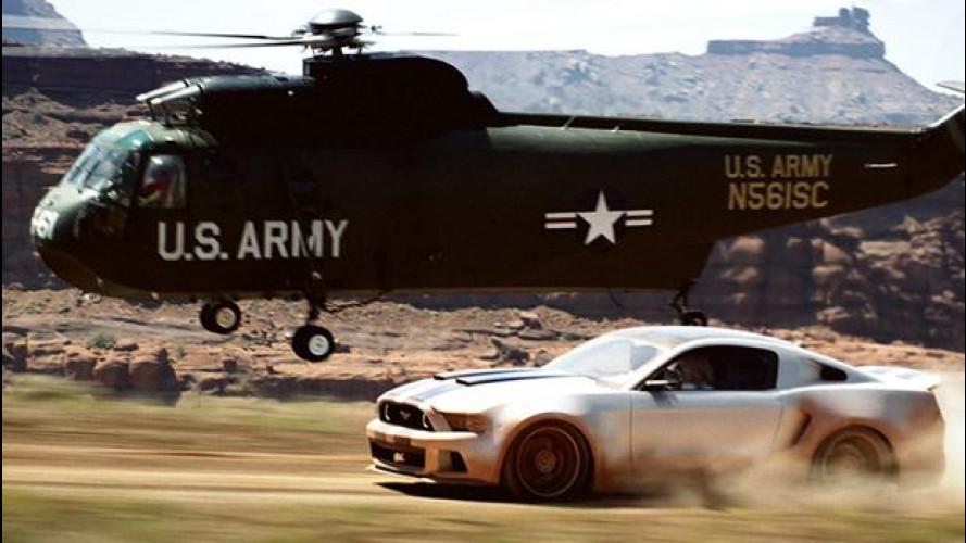 Need for Speed Movie: nuovo trailer e foto [VIDEO]