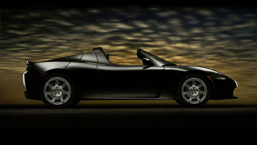 Tesla Roadster Goes Into Production